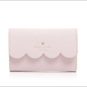 Pink Kate Spade Kieran Wallet